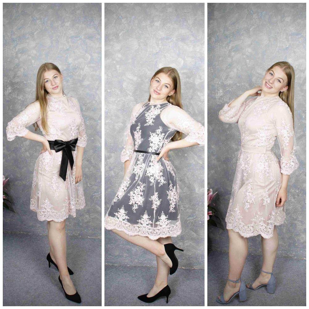 Romantické šaty s možností kombinací